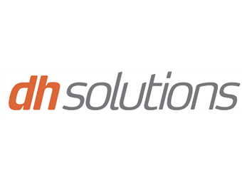 DH SOLUTIONS logo