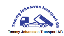 TOMMY JOHANSSON TRANSPORT AB logo