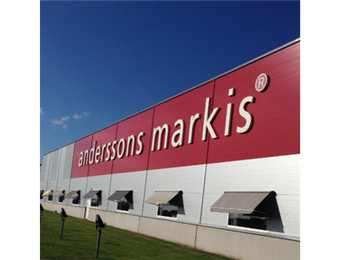 ANDERSSONS MARKIS AB logo