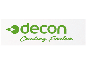 Decon Wheel logo